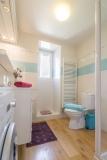 La salle de bain du gîte