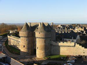 Guérande, Bretagne sud, La Baule, Marais salants, gites, fêtes médiévales