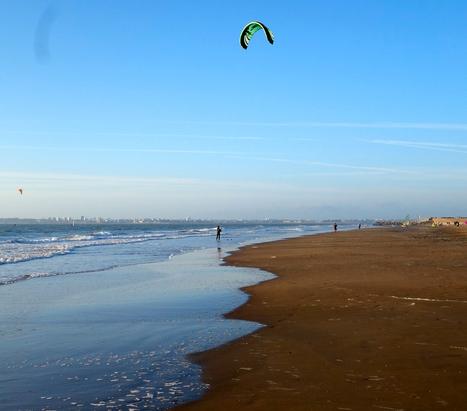 kite surf, côte de jade, St Brévin les pins,
